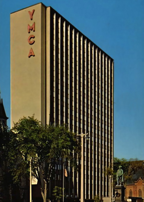 1955 – Central YMCA