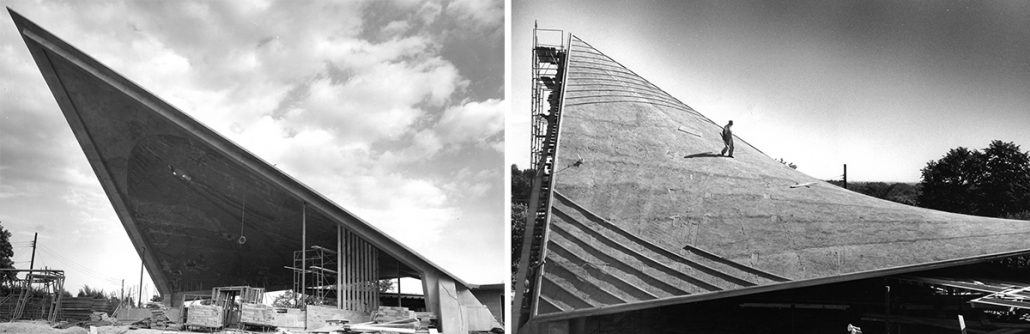 1957 – Cutting-edge Concrete: St. Edmund's Church Elm Grove