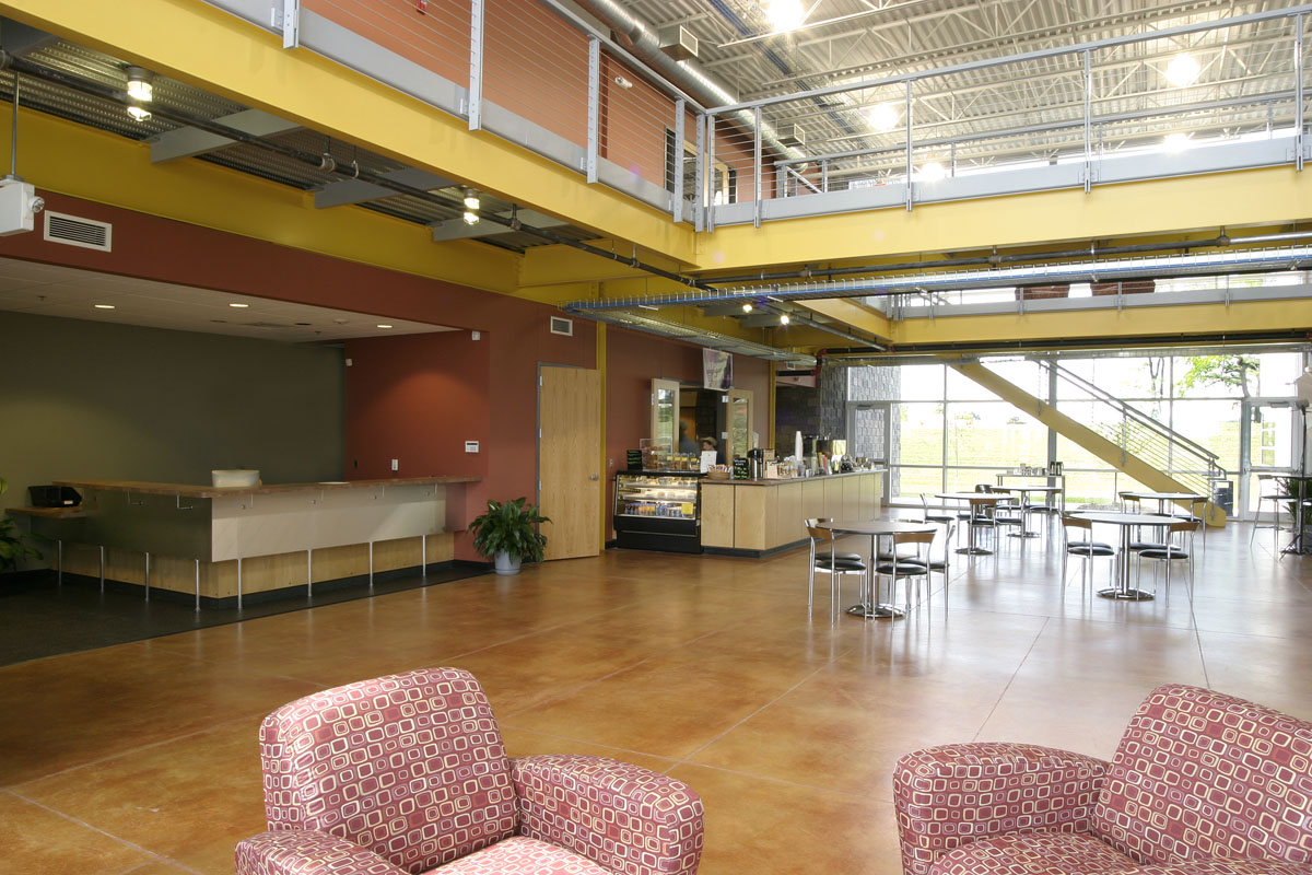 Center for Advanced Technology | Berghammer Construction ...